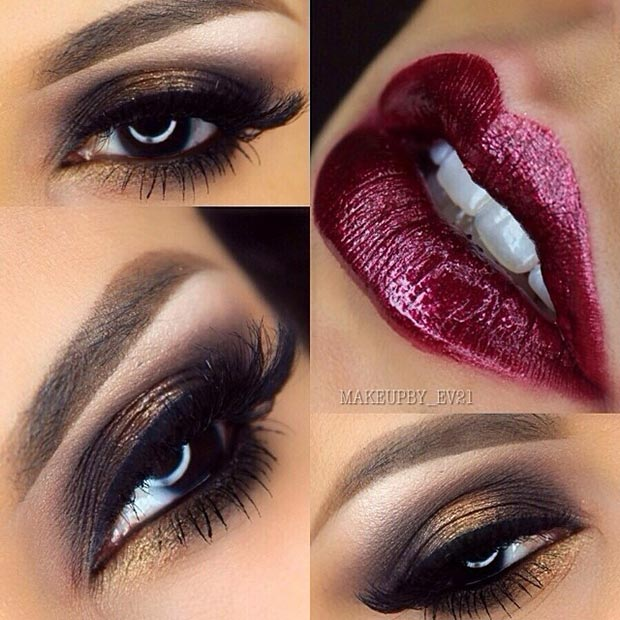40 Eye Makeup Looks for Brown Eyes | Page 3 of 4