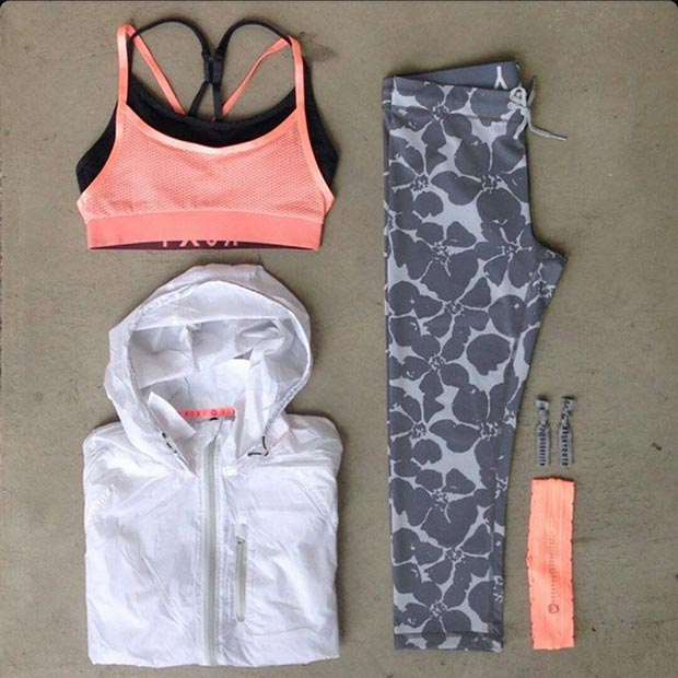 Cute Workout Outfit for Women