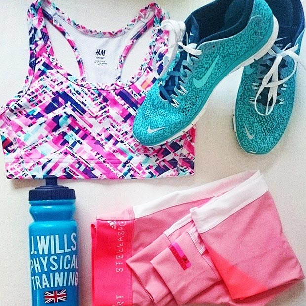 Spring Workout Outfit for Women