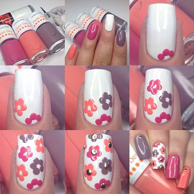 Flower Nails Pictorial