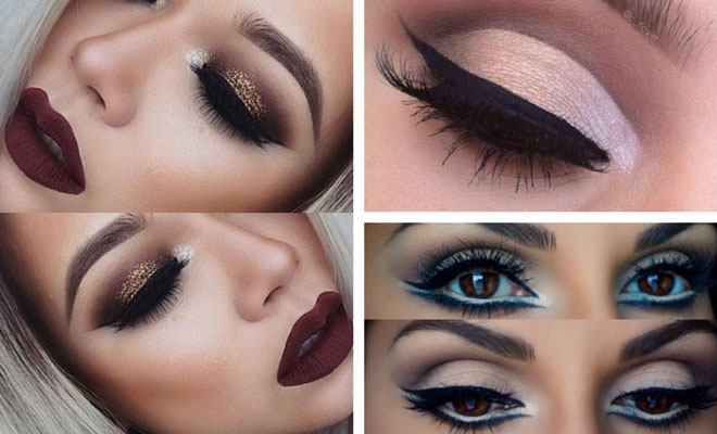 40 Eye Makeup Looks For Brown Eyes  Page 3 Of 4  Stayglam-5390