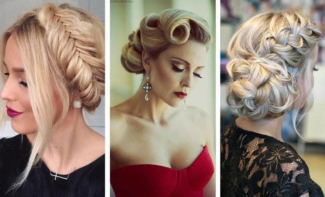 Peachy 50 Cute And Trendy Updos For Long Hair Stayglam Short Hairstyles For Black Women Fulllsitofus