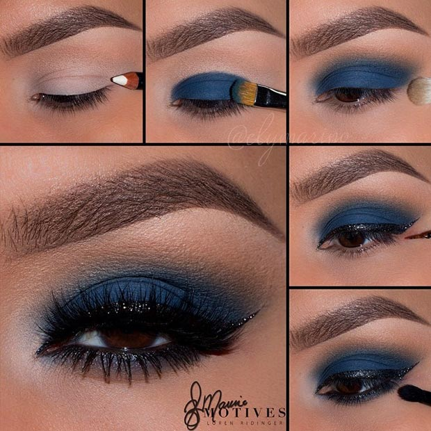 40 Eye Makeup Looks For Brown Eyes Page 2 Of 4 Stayglam