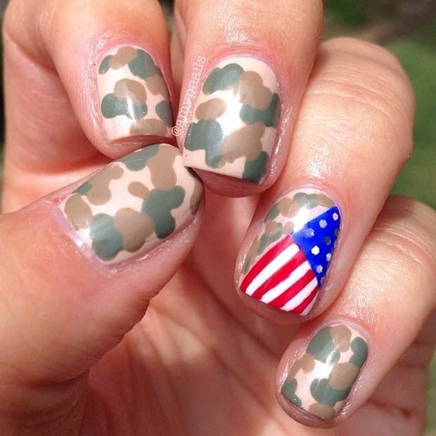 Nails Fourth Of July | Best Nail Designs 2018