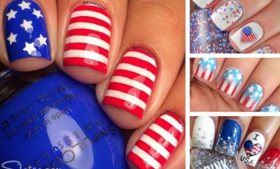 Fantastic Fourth of July Nail Design Ideas