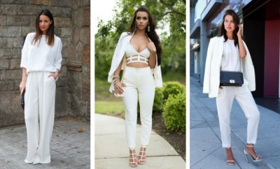 Fashionable All White Outfits for Any Season