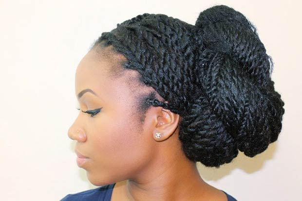 Astonishing 29 Senegalese Twist Hairstyles For Black Women Stayglam Short Hairstyles Gunalazisus