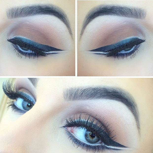 Instagram / makeupbyserenacleary