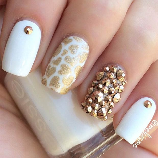 50 Best Nail Art Designs from Instagram | StayGlam