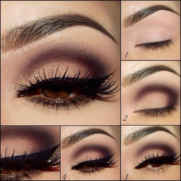 Smokey Cut Crease Tutorial