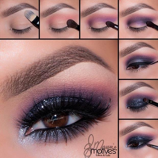 Instagram Elymarino Step 1 Apply A Neutral Eyeshadow