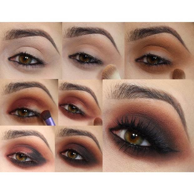 21 Glamorous Smokey Eye Tutorials | Page 2 of 2 | StayGlam
