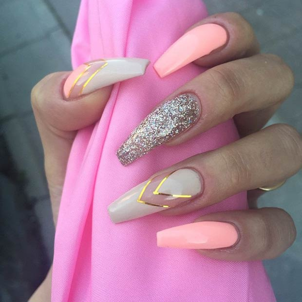 50 Best Nail Art Designs from Instagram | Page 5 of 5 | StayGlam