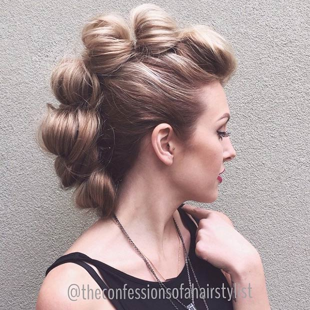 Faux Hawk Hairstyles for Women Top Health Remedies