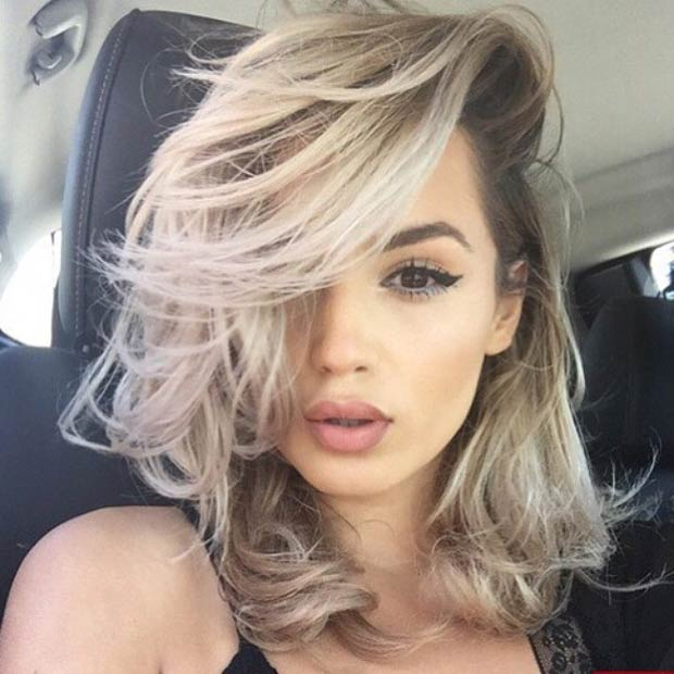 47 Hot Long Bob Haircuts and Hair Color Ideas Page 2 of 5 StayGlam