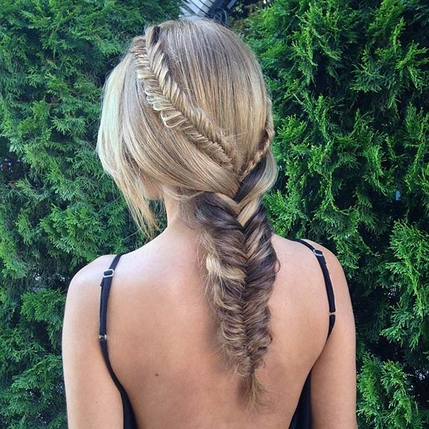 3-in-1 Fishtail Braids