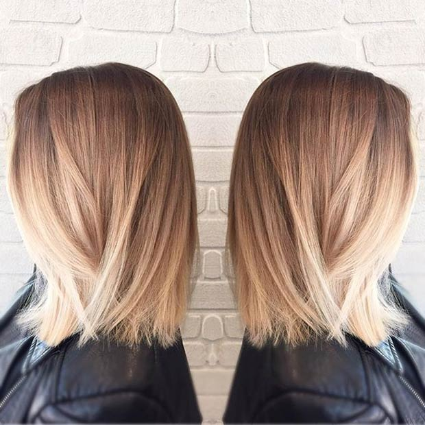 Hot Hair Color Ideas 2016