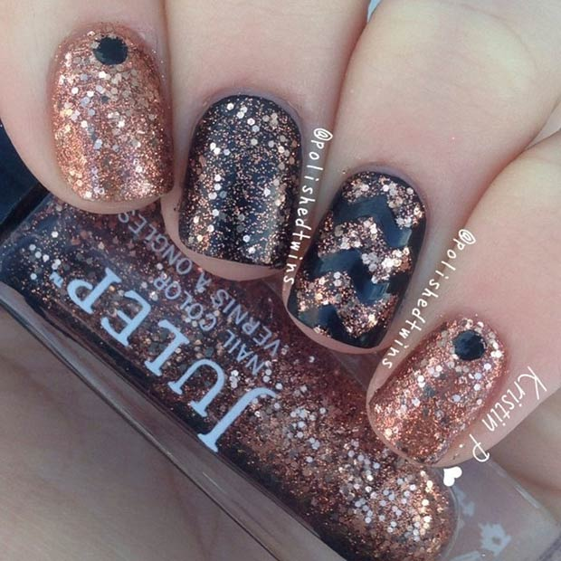 Autumn Nail Designs 2015