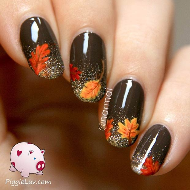 Instagram / narmai - 35 Cool Nail Designs To Try This Fall StayGlam