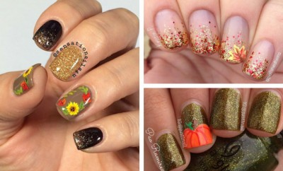 35 Cool Nail Designs To Try This Fall Page 2 Of 4 Stayglam