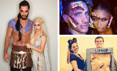 55 Awesome Couples Halloween Costumes