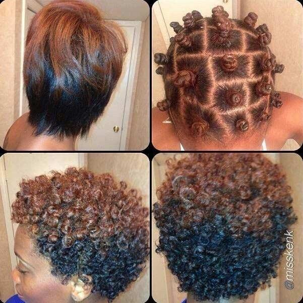 Peachy 38 Stunning Ways To Wear Bantu Knots Page 3 Of 3 Stayglam Short Hairstyles Gunalazisus