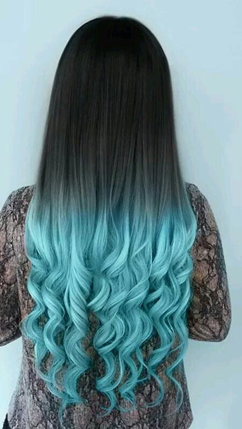 29 Blue Hair Color Ideas For Daring Women Stayglam