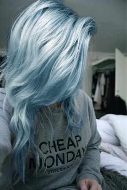 11 Blue Hair Color Ideas for Daring Women | Page 11 of 11 | StayGlam