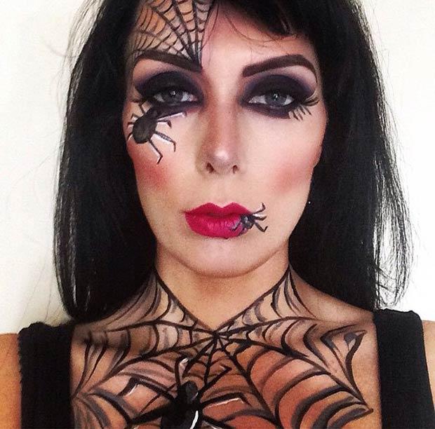 29 Jaw-Dropping Halloween Makeup Ideas