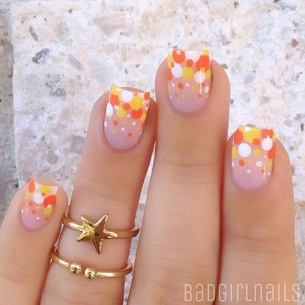 21 Amazing Thanksgiving Nail Art Ideas | Page 2 of 2 ...