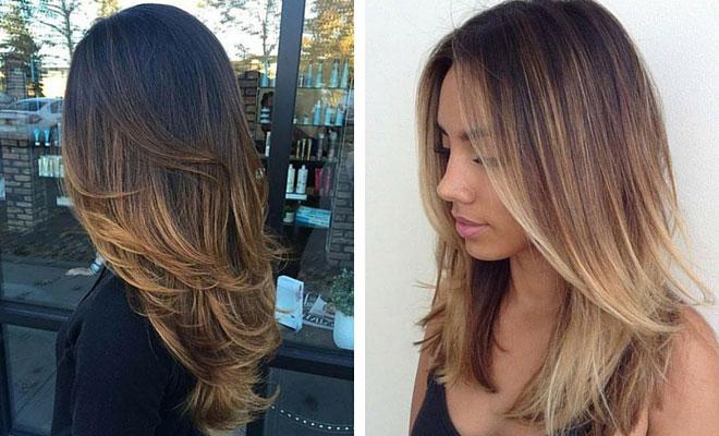 10 Hottest Legit Balayage Hair Color Ideas For 2016  FearGist