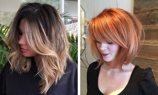 Hairstyles 2019: 51 Trendy Bob Haircuts To Inspire Your Next Cut