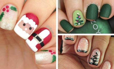 71 christmas nail art designs  ideas for 2019  stayglam