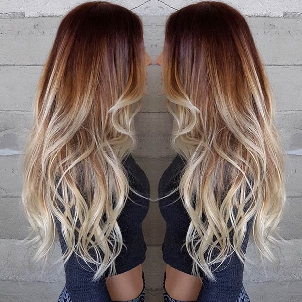 41 Hottest Balayage Hair Color Ideas for 2016 | StayGlam
