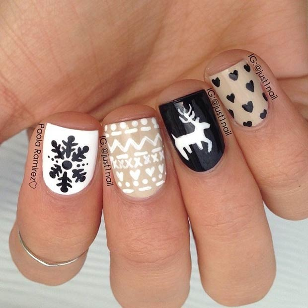 Instagram / just1nail