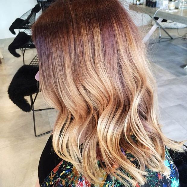 41 Hottest Balayage Hair Color Ideas for 2019