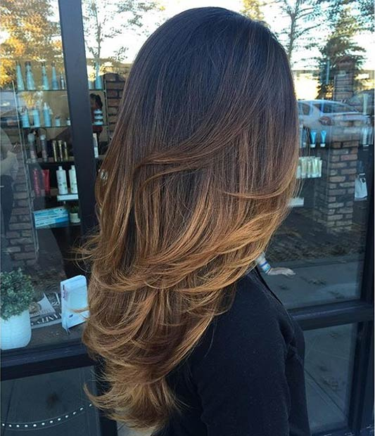 41 Hottest Balayage Hair Color Ideas For 2016 Page 2 Of