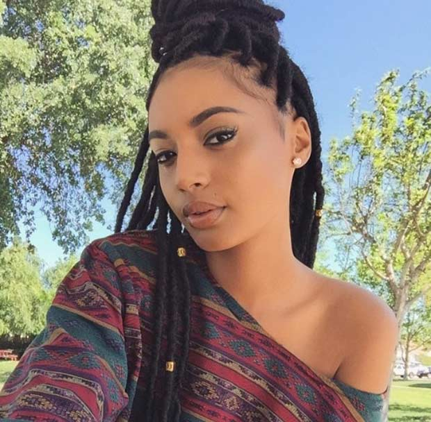 31 Faux Loc Styles For African American Women Page 3 Of