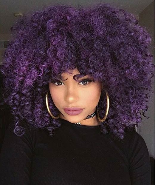 Crochet Hair Afro : 41 Chic Crochet Braid Hairstyles for Black Hair StayGlam