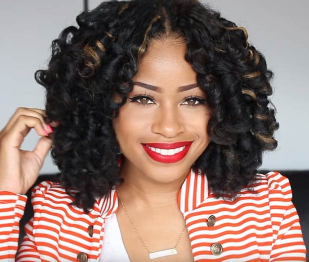39. Crochet Braids Using Marley Hair