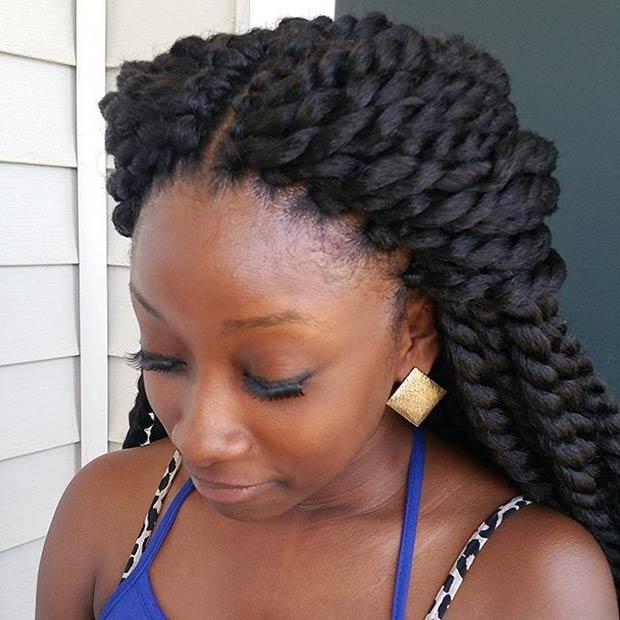 Phenomenal 41 Chic Crochet Braid Hairstyles For Black Hair Page 3 Of 4 Short Hairstyles For Black Women Fulllsitofus