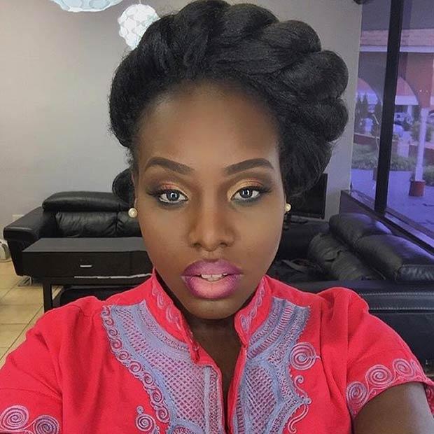 Surprising Elegant Braid Styles For Black Hair Braids Short Hairstyles For Black Women Fulllsitofus