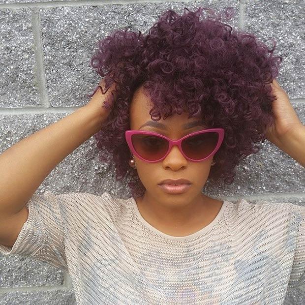 Surprising 41 Chic Crochet Braid Hairstyles For Black Hair Stayglam Short Hairstyles For Black Women Fulllsitofus
