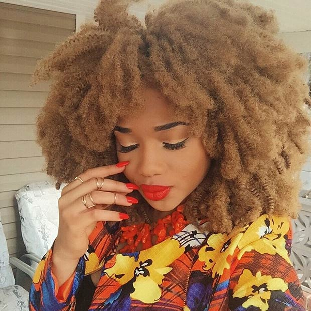 Brilliant 41 Chic Crochet Braid Hairstyles For Black Hair Stayglam Short Hairstyles For Black Women Fulllsitofus