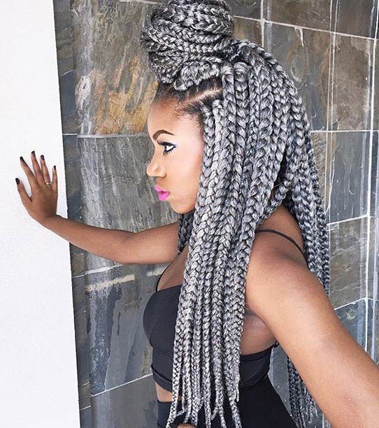 41 Chic Crochet Braid Hairstyles For Black Hair Page 2