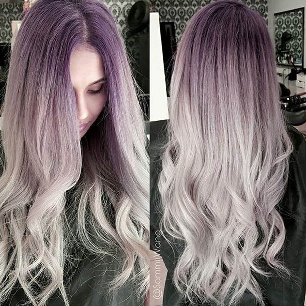 21 Stunning Grey Hair Color Ideas and Styles | StayGlam
