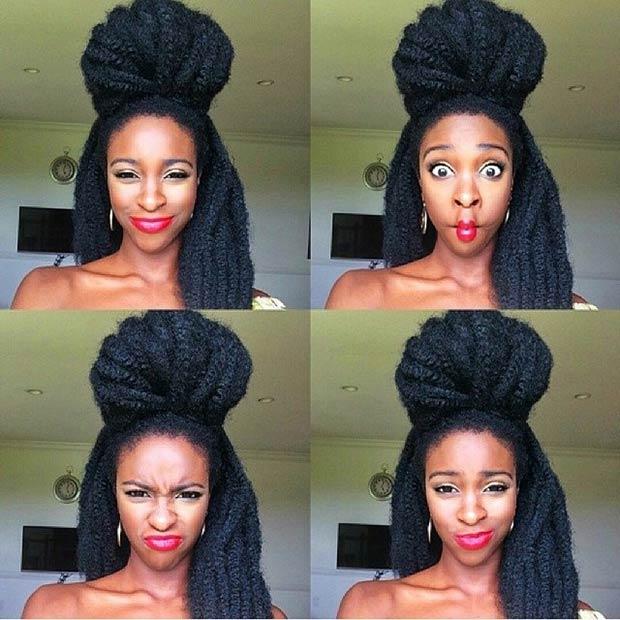 Strange Cute Styles For Crochet Braids Braids Short Hairstyles For Black Women Fulllsitofus