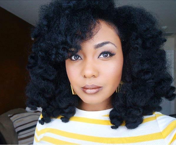 Super 41 Chic Crochet Braid Hairstyles For Black Hair Page 4 Of 4 Short Hairstyles For Black Women Fulllsitofus