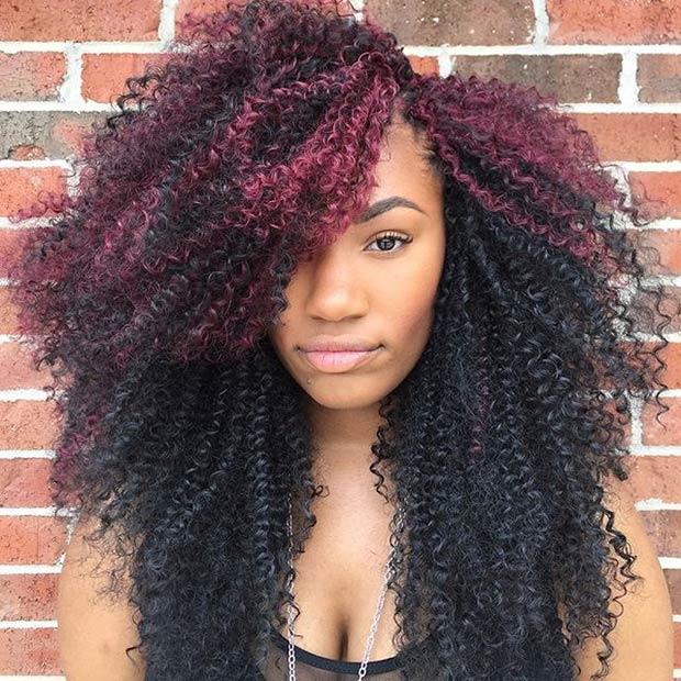 Superb 41 Chic Crochet Braid Hairstyles For Black Hair Page 3 Of 4 Short Hairstyles For Black Women Fulllsitofus