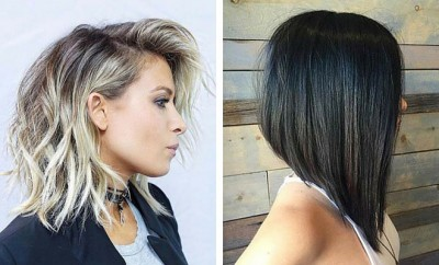 Lob Haircut Ideas for Trendy Women